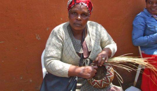 The Story Behind Zulu Beer Baskets