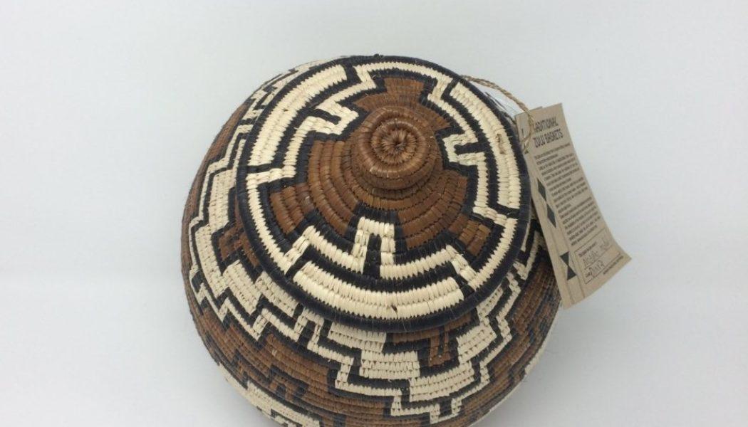 Zulu Beer Basket – NM