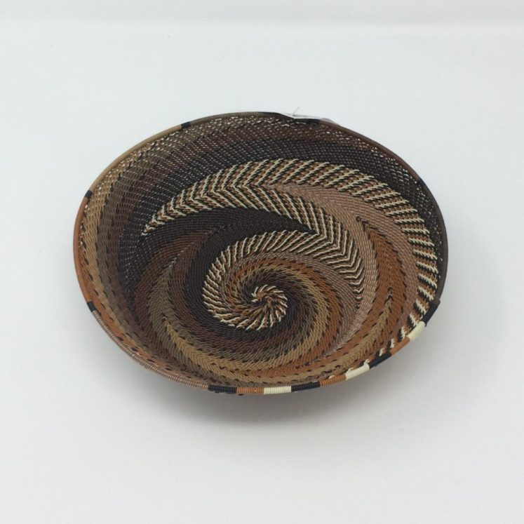 Telephone Wire Basket – Earth