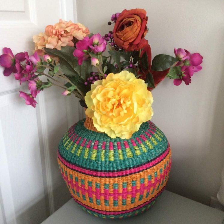 Small Jemima Basket