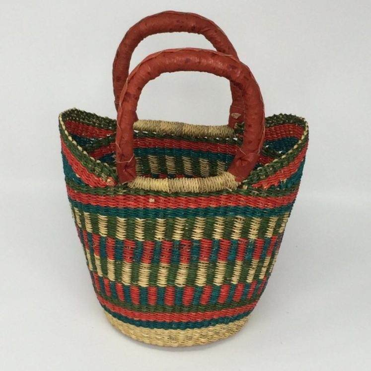 Small Shaped Shopper 2