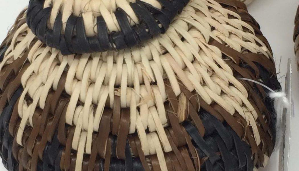 Zulu Herb Baskets