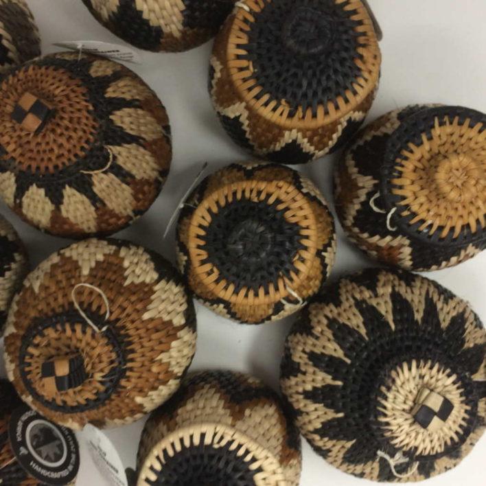Zulu Herb Baskets – Large