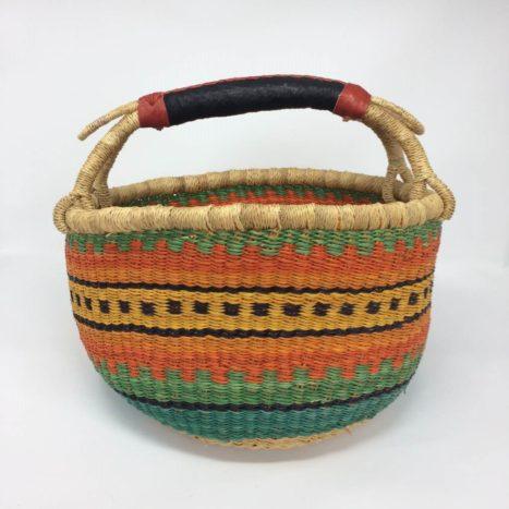 """Medium Bolga Basket 12"""" (12-1)"""