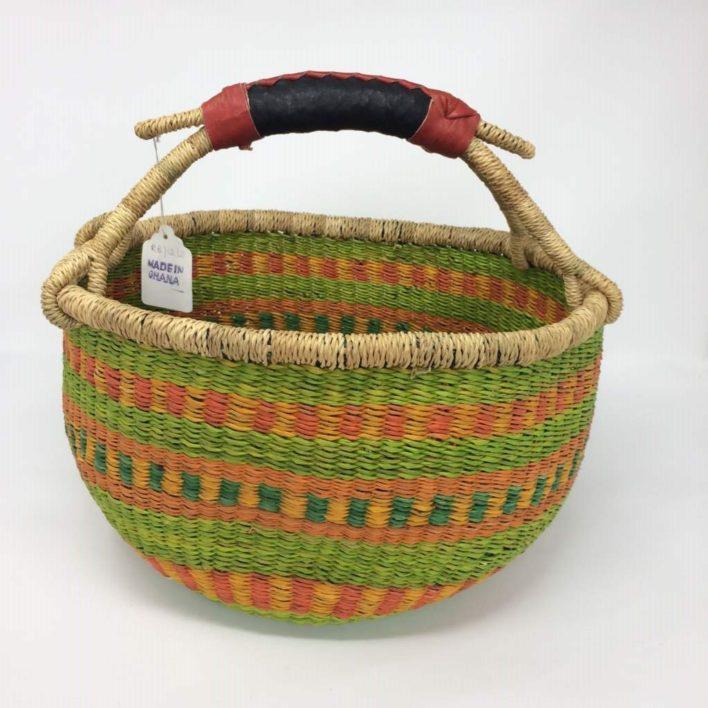 """Medium Bolga Basket 12"""" (12-2)"""