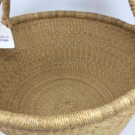 """Large Bolga Basket 14"""" (14-3)"""