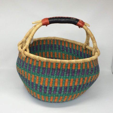 """Large Bolga Basket 14"""" (14-4)"""