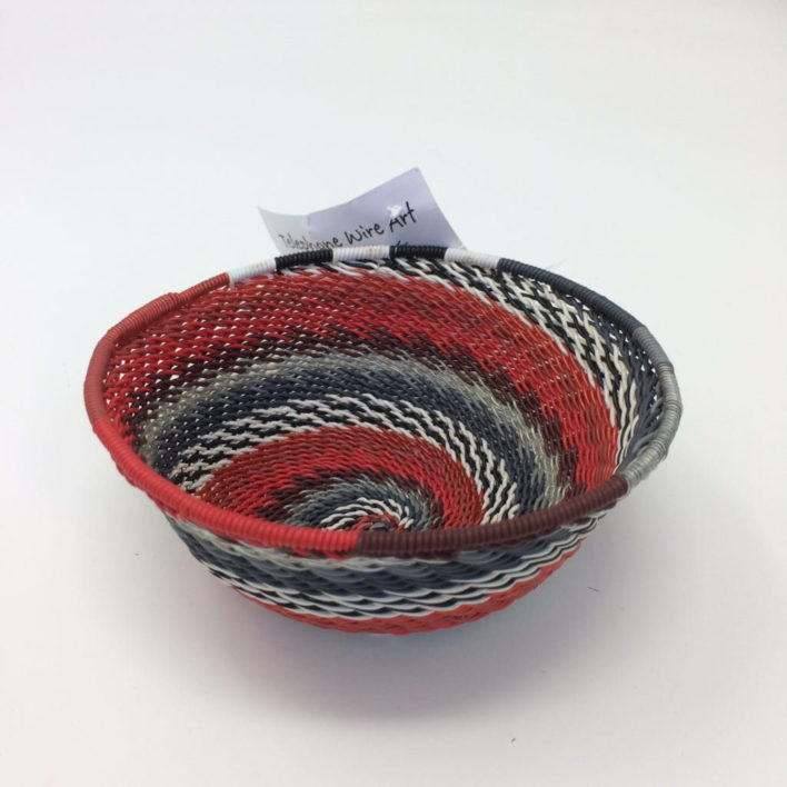Telephone Wire Basket – Fire and Smoke