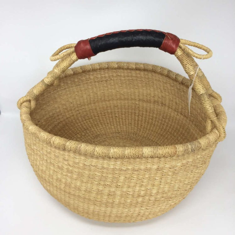 """Large Bolga Basket 14"""" (14-8)"""
