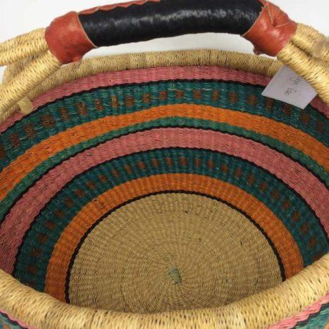 """Large Bolga Basket 14"""" (14-9)"""