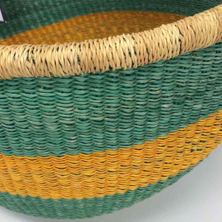 """Large Bolga Basket 15"""" (15-7)"""