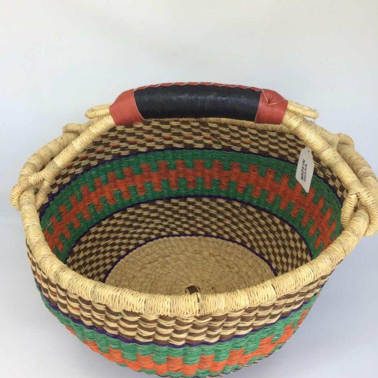 """Large Bolga Basket 15"""" (15-5)"""