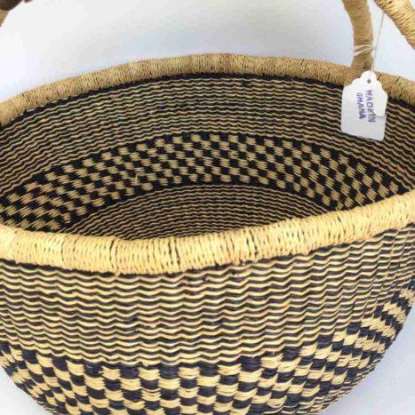 """Large Bolga Basket 15"""" (15-4)"""