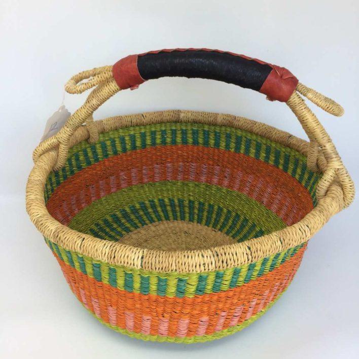 """Medium Bolga Basket 12"""" (12-7)"""