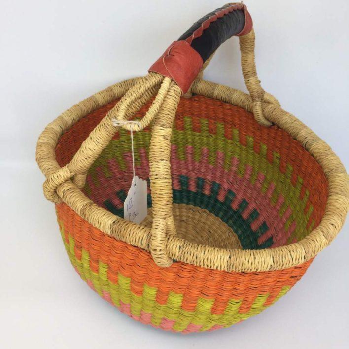 """Medium Bolga Basket 12"""" (12-9)"""