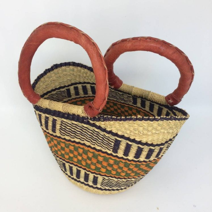 Small Shaped Shopper 1