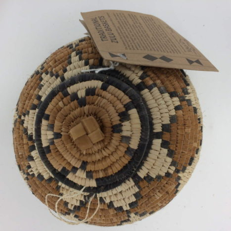Zulu Beer Basket – HM