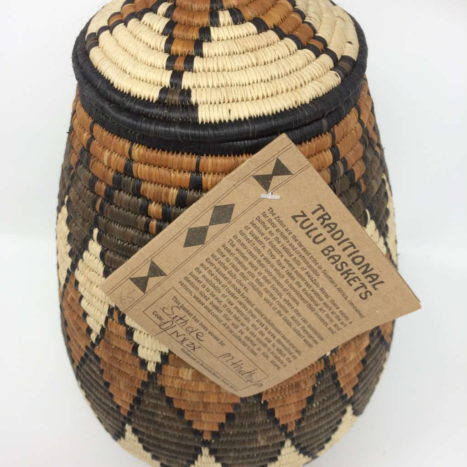 Zulu Beer Basket – SM