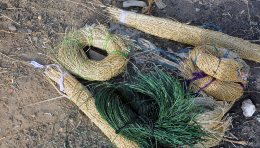 Bolga Baskets – How they are Made 1