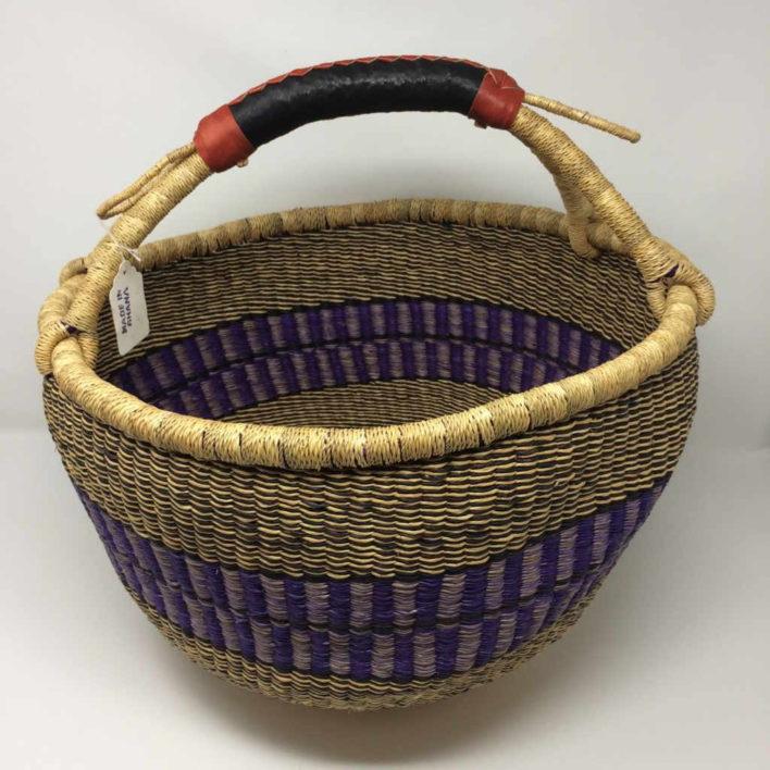 """Large Bolga Basket 15"""" (15-11)"""
