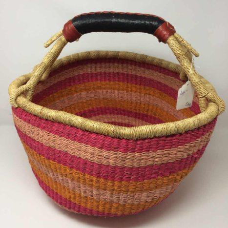 """Large Bolga Basket 14"""" (14-11)"""