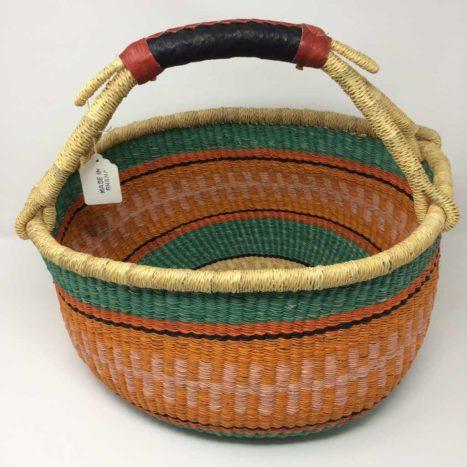 """Large Bolga Basket 14"""" (14-13)"""