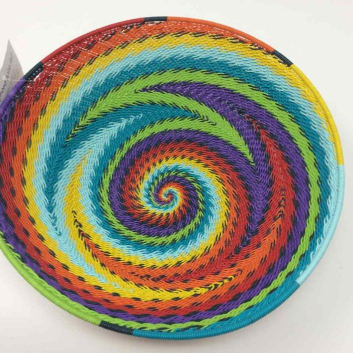 Telephone Wire Basket Set – Rainbow Brights