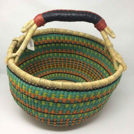 """Large Bolga Basket 15"""" (15-16)"""