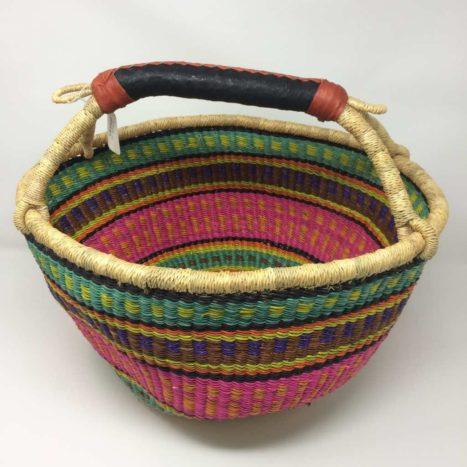 """Large Bolga Basket 15"""" (15-8)"""
