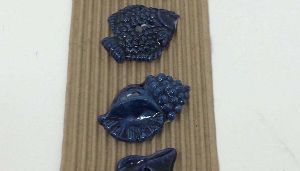 Ceramic Buttons – Marine Theme