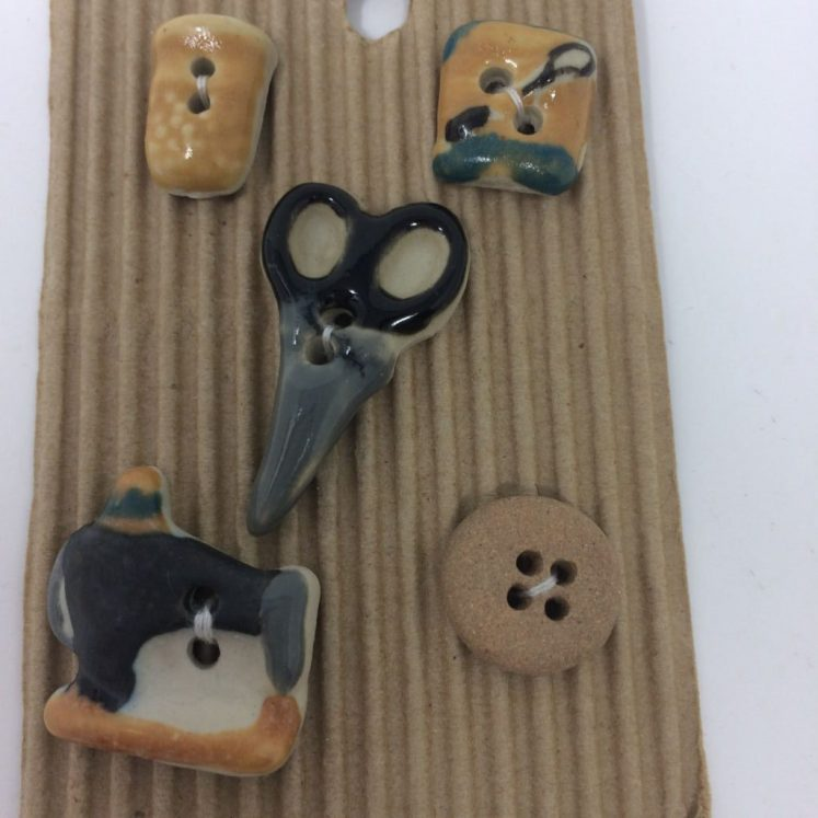 Ceramic Buttons – Sewing