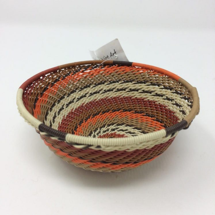 Telephone Wire Basket Kalahari Sands 2