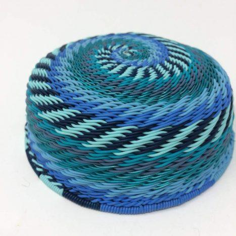 Telephone Wire Basket Ocean Waves