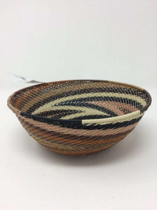 Telephone Wire Basket Earth