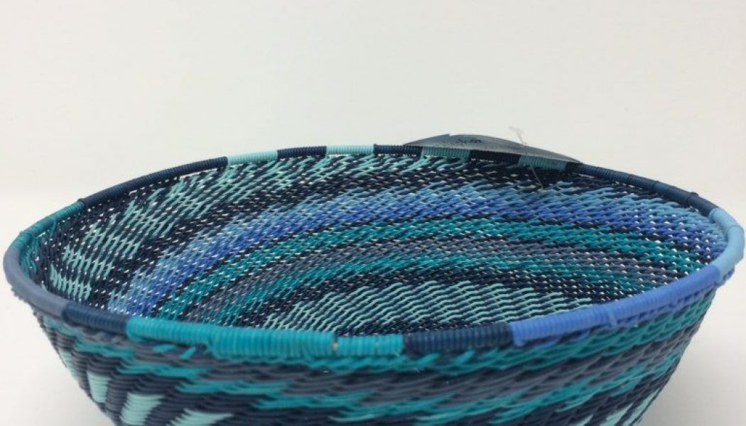 Telephone Wire Basket Ocean Waves