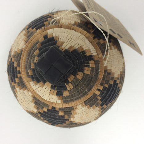 Zulu Ilala Palm Beer Basket – TX 2