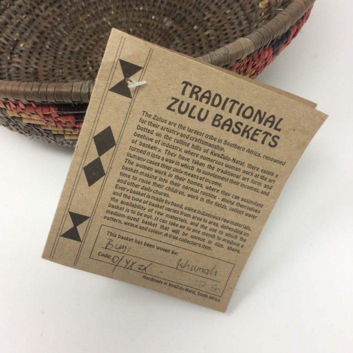 Zulu Bowl BK3
