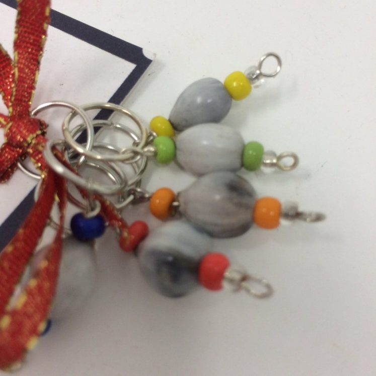 Stitchmarkers – Tooth Bead