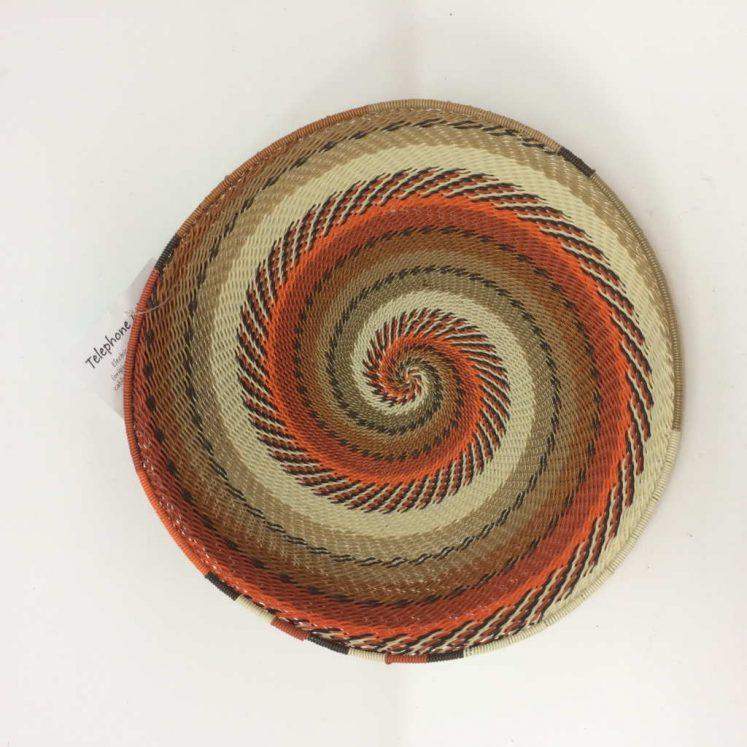 Telephone Wire Basket Kalahari Sands 2