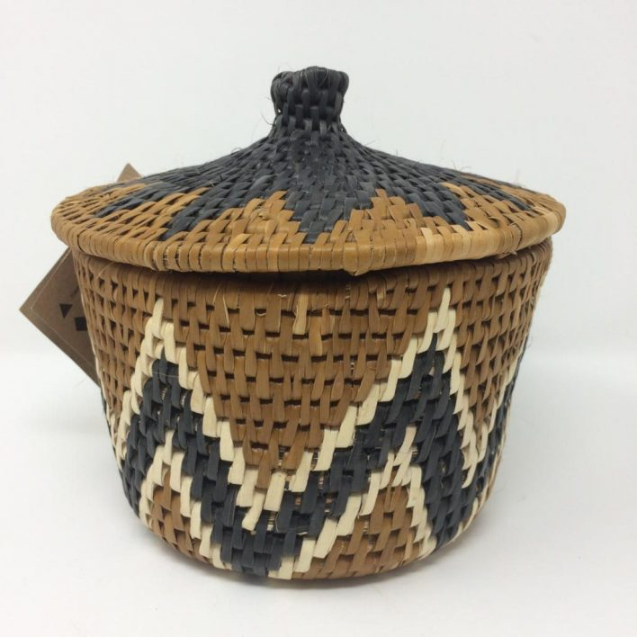 Zulu Herb Baskets – Canister CAN1