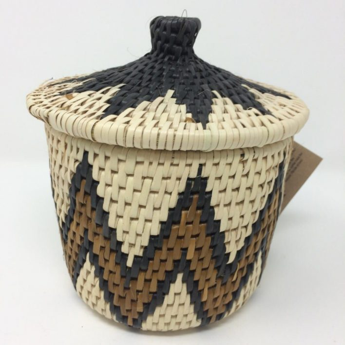 Zulu Herb Baskets – Canister CAN 3