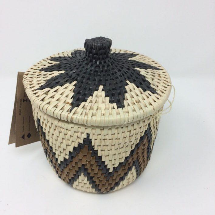 Zulu Herb Baskets – Canister CAN 4