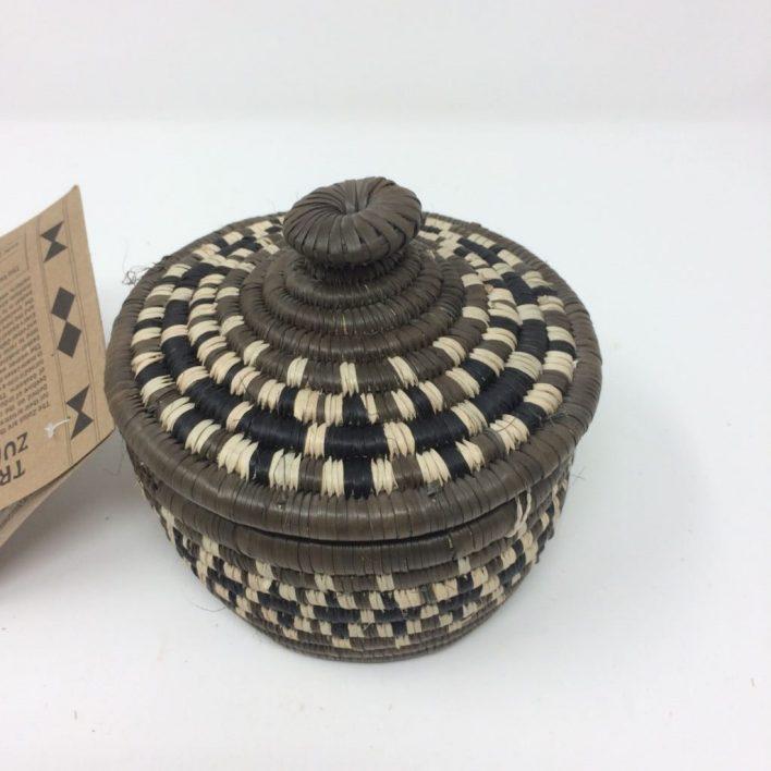 Zulu Herb Baskets – Canister CAN 6