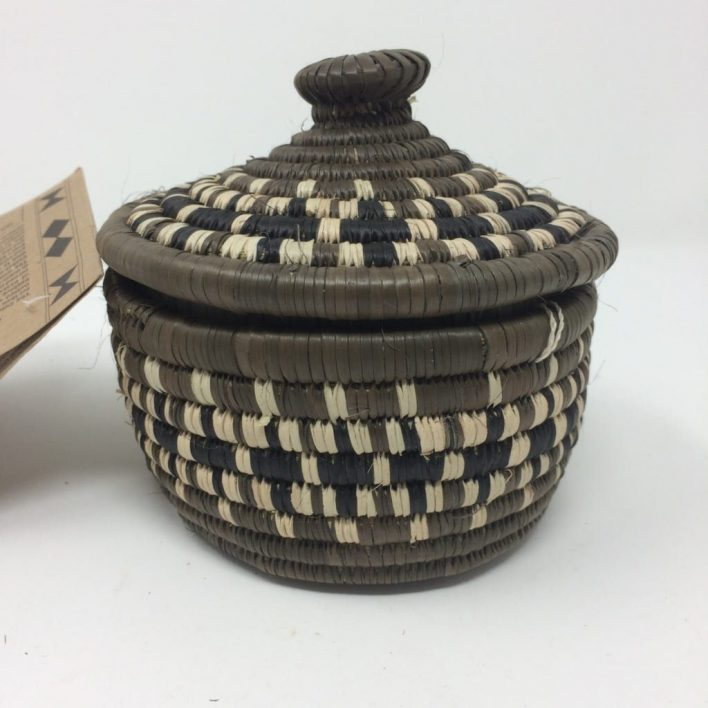 Zulu Herb Baskets – Canister CAN 6