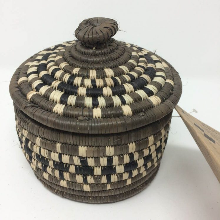 Zulu Herb Baskets – Canister CAN 5