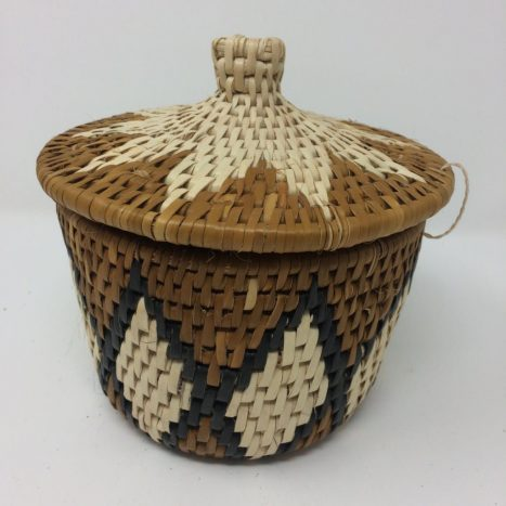 Zulu Herb Baskets – Canister CAN 2