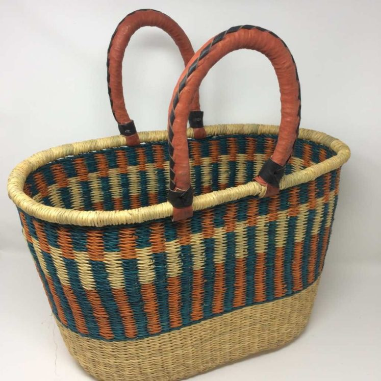 Large Oval Shopper