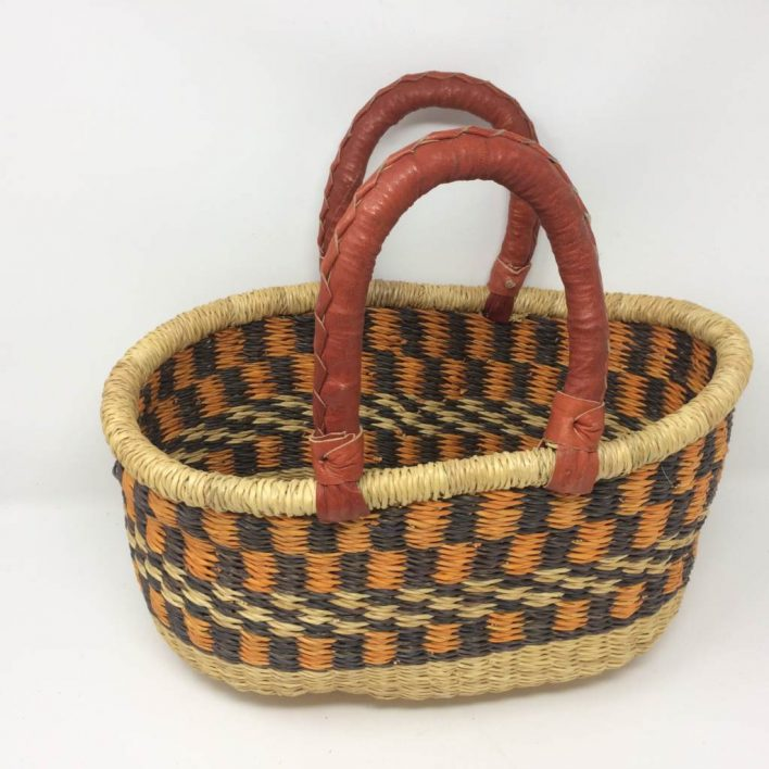 Small Oval Shopper