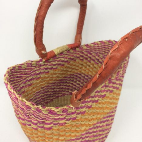 Small Shaped Shopper