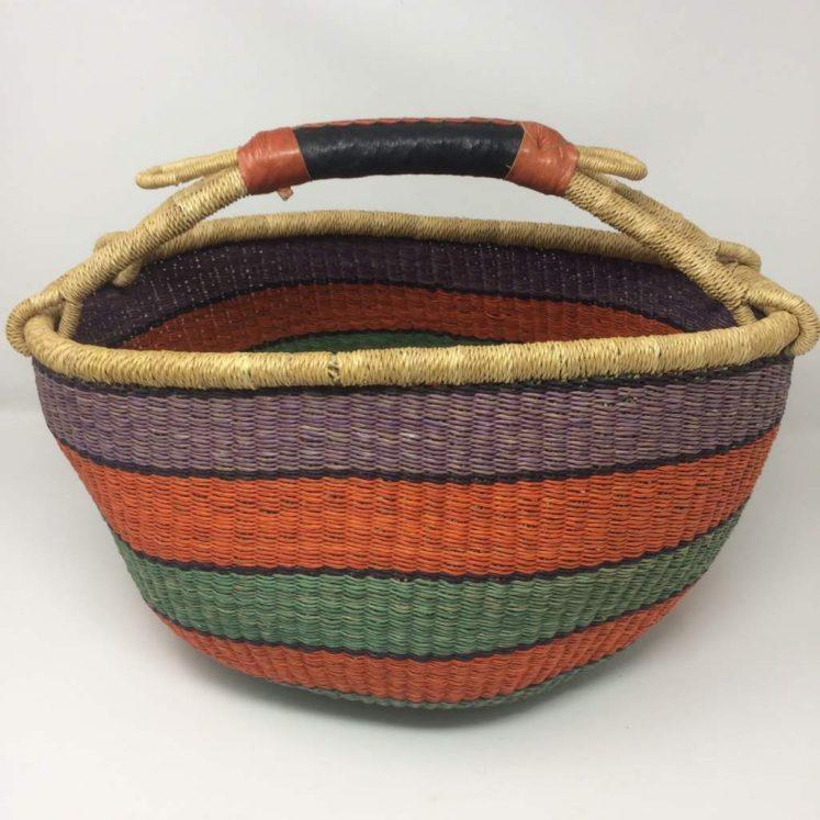 Large Bolga Basket 14